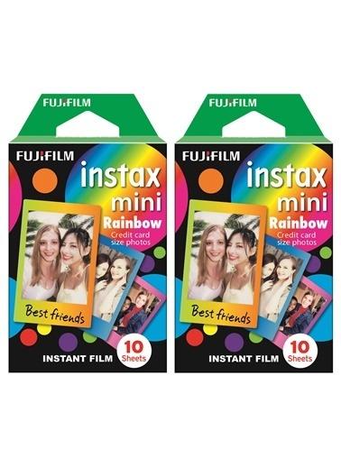 Instax Instax Mini Rainbow 10X2 Film Seti Renkli